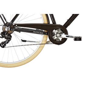 Ortler Detroit EQ - Vélo de ville - Alu 6-vitesses noir
